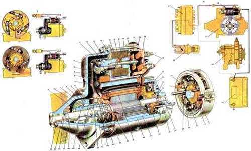 14 дек 2012 схема генератора 3 электросхема москвич 2141 напишите причину пожалуйста в комментариях этой схемы что ее...